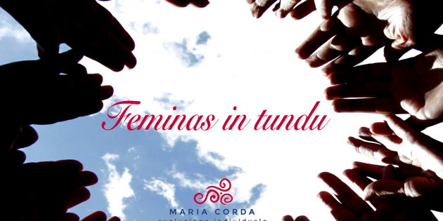 mani distese in cerchio per feminas in tundu