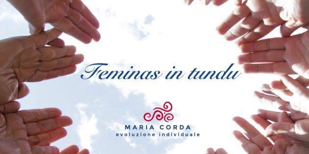 mani in cerchio per feminas in tundu