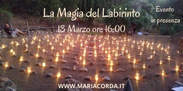 Il Labirinto di Maria Corda