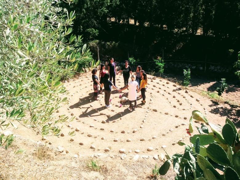 Feminas in Tundu e il Labirinto